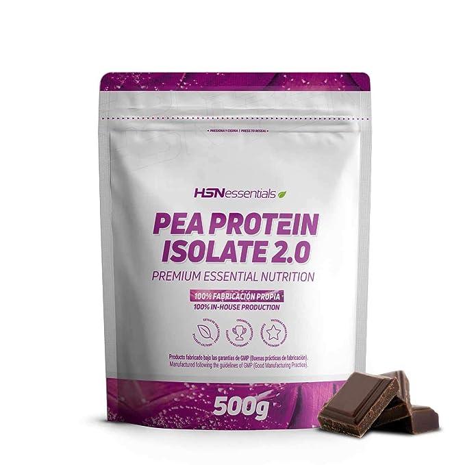 Proteína de Guisante Aislada de HSN   Pea Protein Isolate   Vegan ...