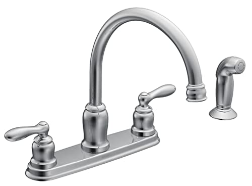 Moen Kitchen Faucet From The Caldwell Collection