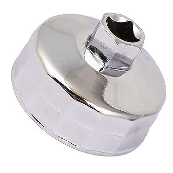 Amazon.com: XMHF - Llave de filtro de aceite de 2.520 in de ...