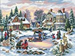 Dimensions Needlecrafts Gold Collection Counted Cross Stitch, A Treasured Time