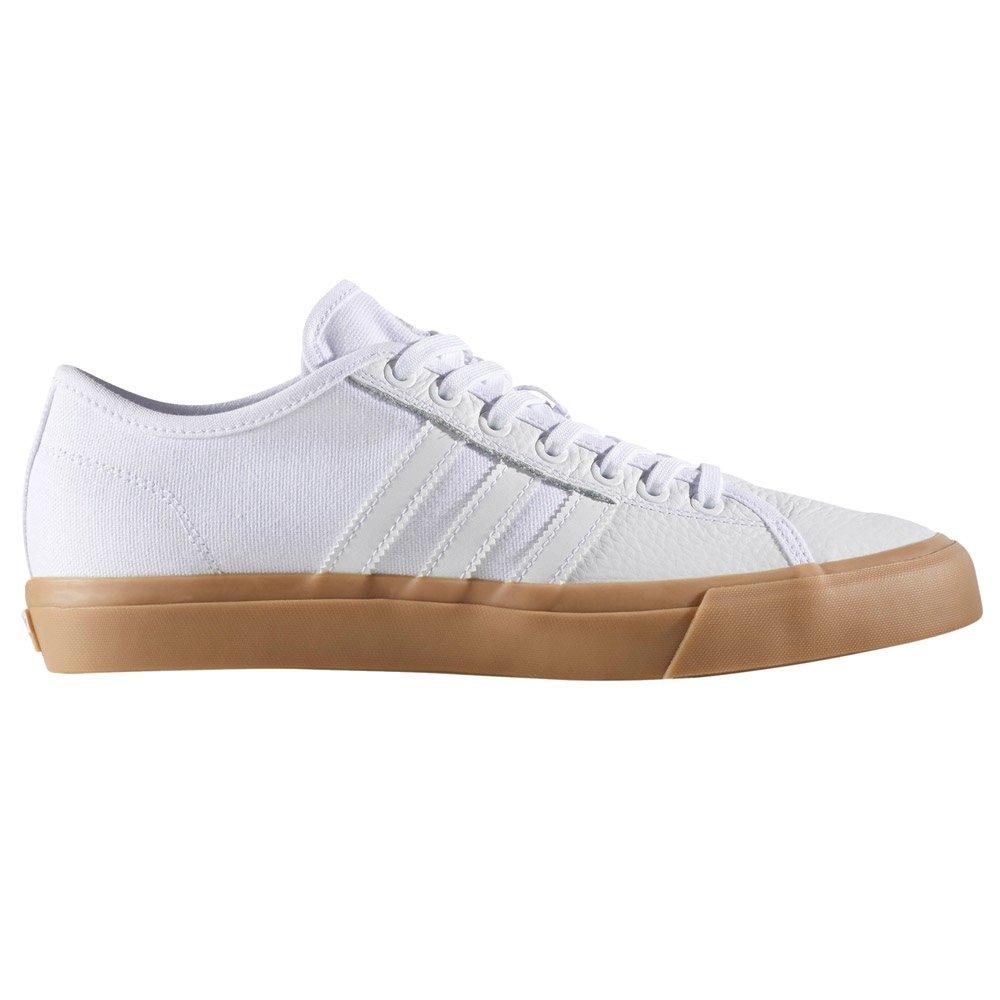 adidas Matchcourt RX, Chaussures de Skateboard Homme, Multicolore-Bleu (Maruni/Gum4/Plamet), 44 2/3 EU