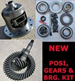 GM Chevy 8.2'' Chevy 10-Bolt Rearend Posi, Gear, Bearing Kit Package - 4.10 / 4.11 Ratio