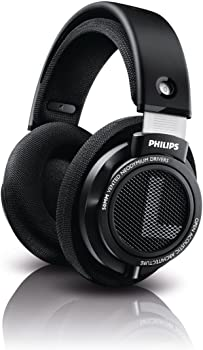 Philips SHP9500 Over-Ear 3.5mm Wired Headphones