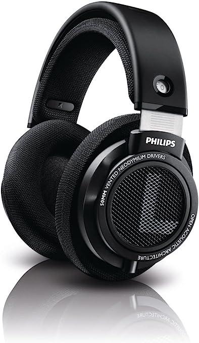 Philips Shp9500 00 Hifi Kopfhörer Mit 50mm Neodymium Elektronik