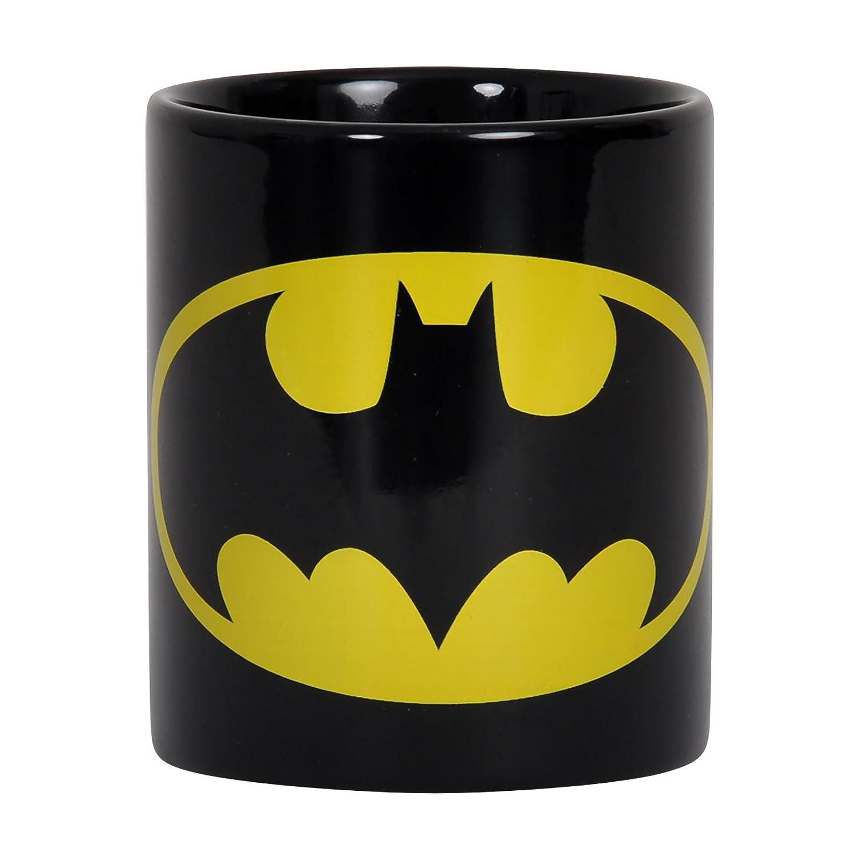 Tazza con logo ottima per veri fan del fumetto Nero Batman