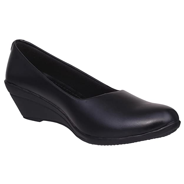 1 WALK Women's Synthetic Leather Bellies Women's Ballet Flats at amazon