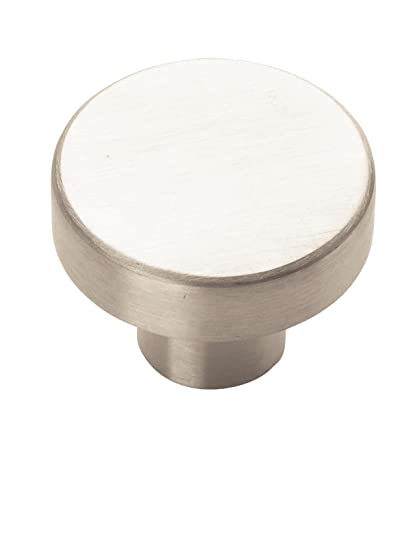 Exceptionnel Amerock BP4235WN Cabinet Knob Stainless Steel   Cabinet And Furniture Knobs    Amazon.com