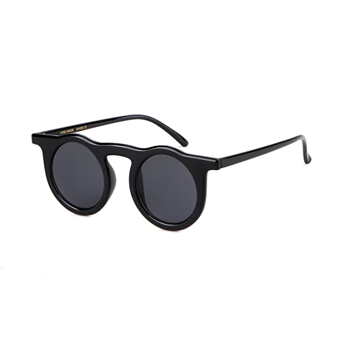 ADEWU Gafas de sol redondas Gafas de sol Vintage Kurt Cobain ...