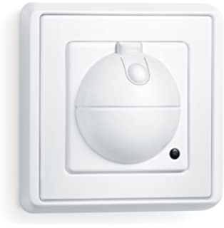 Steinel 751111 Detector de movimiento HF 360 UP, Técnica de alta frecuencia, blanco,
