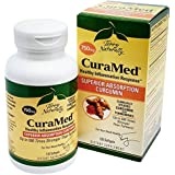 Terry Naturally CuraMed Better than Turmeric 750 mg 120 Softgels
