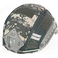 Casco Fast MH PJ casco cubierta de camuflaje militar táctico accesorios para juegos de guerra ejército Airsoft varios colores