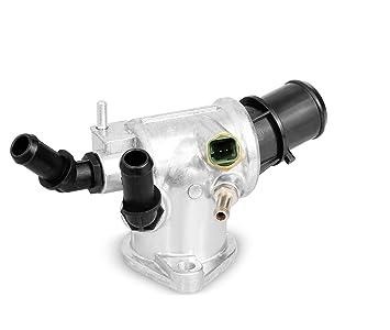 U-ESSENTIALS 55187784 - Kit de refrigerante para motor (termostato con carcasa + sensor