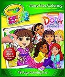 Crayola Color Wonder Dora Coloring Pad