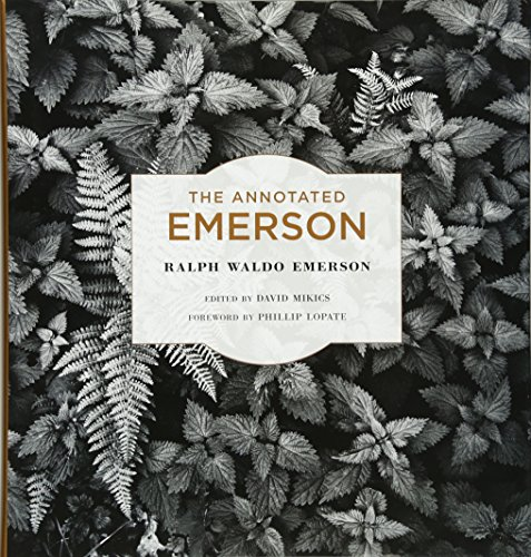The Annotated Emerson [Ralph Waldo Emerson] (Tapa Dura)
