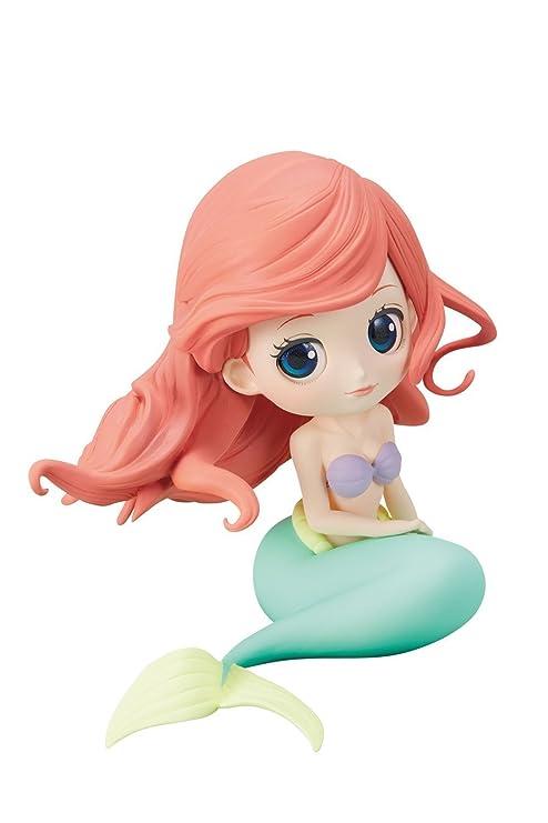 BANPRESTO Q POSKET DISNEY CHARACTERS The Little Mermaid Ariel FIGURE
