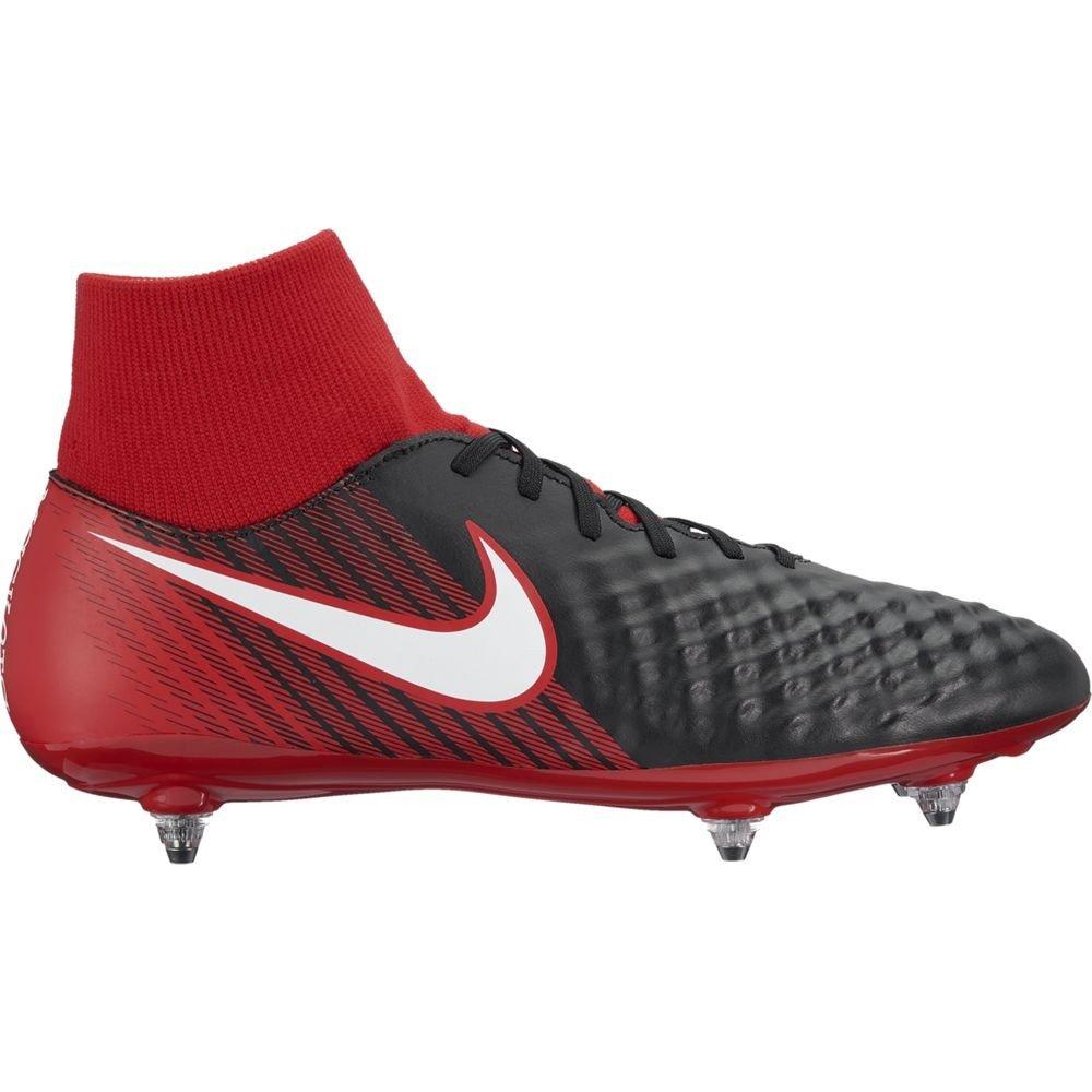 Nike - Nike Magista Onda II Df Gs Scarpini Scarpini Scarpini Calcio herren Neri Rossi c32f71