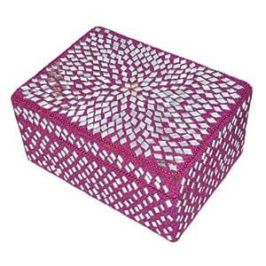Amazon.com: Full Length Mirror Pink Jewelry Box: Home ...