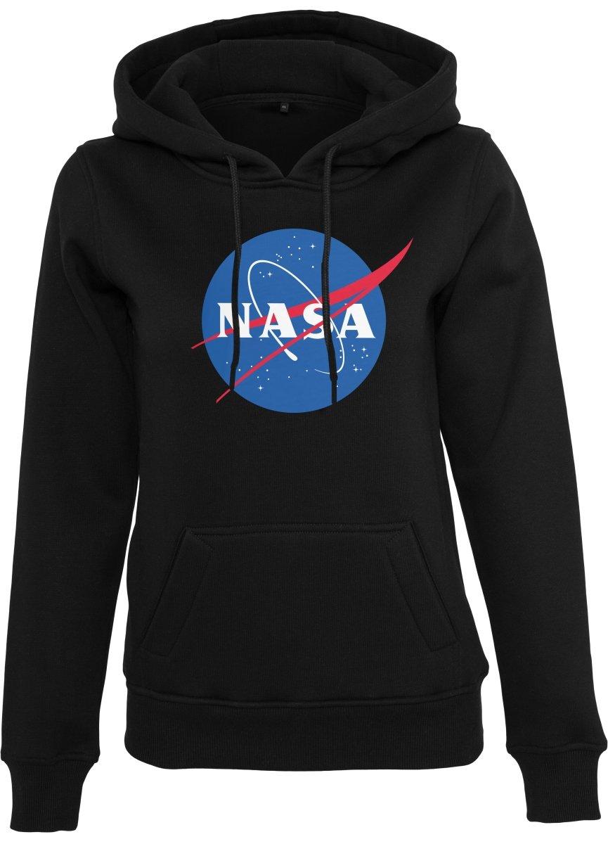 f693623c166a Mister Tee Ladies NASA Insignia Hoodie - Damen Streetwear ...