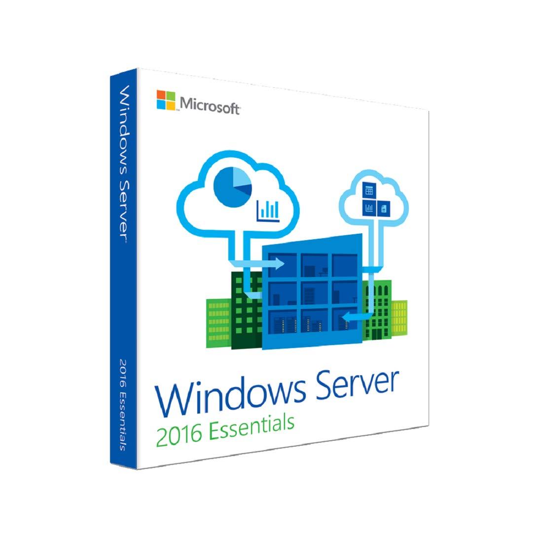 Mícrosoft Server 2016 Essentials 2CPU by ABM GROUP