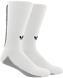 e927b2e70307a adidas Originals Men's EQT II Single Crew Sock White/Clear Grey 10 ...