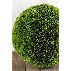 Large Faux Grass Balls 15in - Excellent Home Decor - Indoor & Outdoor 50