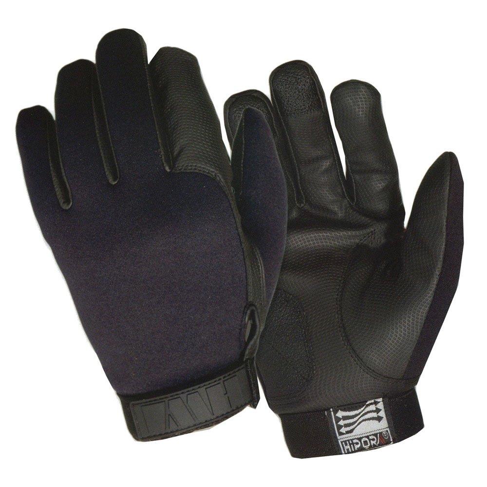 HWI Gear Lined Neoprene Duty Glove, Small, Black