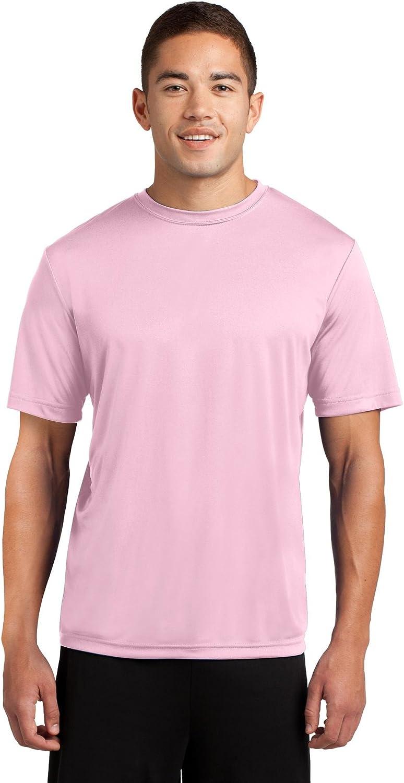 Large Light Pink Sport-Tek/® PosiCharge/™ Competitor/™ Tee