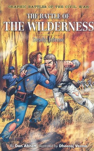 The Battle of the Wilderness: Deadly Inferno (Graphic for sale  Delivered anywhere in USA