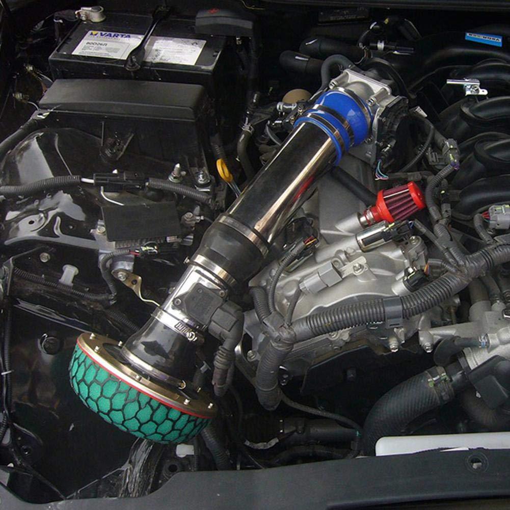 Asiproper Aluminium Adaptateur de capteur de d/ébit dair dadmission dair M/ètre Support de Fixation pour Toyota Mazda