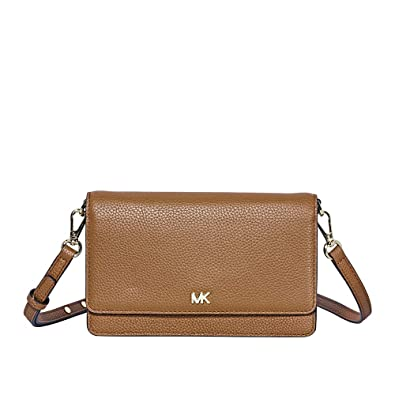 8bb33b3b503e Michael Kors Smartphone Crossbody- Acorn  Handbags  Amazon.com