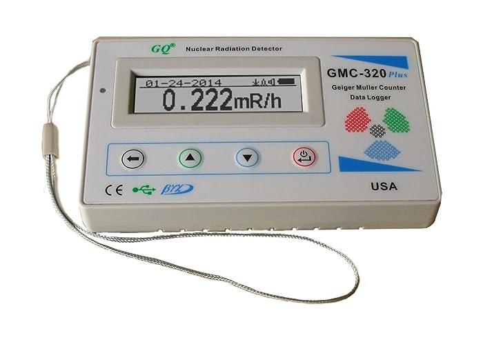Top 10 Desktop Radiation Detector