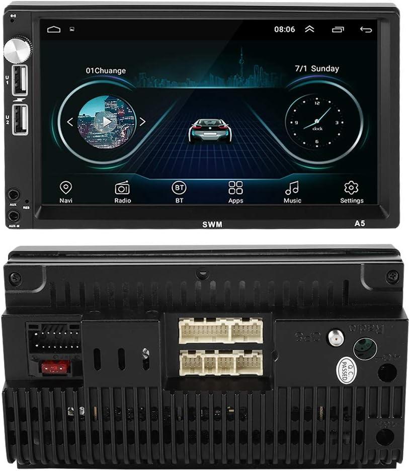 Soporte WiFi Imagen de inversi/ón de Bluetooth Tangxi Android 8.1 Car Radio Stereo 2 DIN 7 Pulgadas Pantalla t/áctil Navegaci/ón GPS con Bluetooth Interconexi/ón de tel/éfono m/óvil