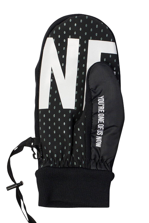 neff Mens Character Mittens-Waterproof Snowboard Gloves