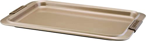 Anolon 57033 Brązowy Nieprzylepny Blacha do pieczenia / Cookie Sheet / Cookie Pan