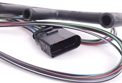 amazon com michigan motorsports 4 wire diesel glow plug wiringimage unavailable image not available for color michigan motorsports 4 wire diesel glow plug wiring harness fits vw