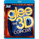 Glee: The 3d Concert Movie [Blu-ray]
