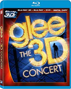 Glee: The 3d Concert Blu-ray Quadruple Play
