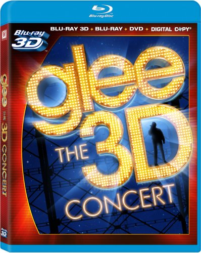 Glee: The 3d Concert Blu-ray Quadruple Play