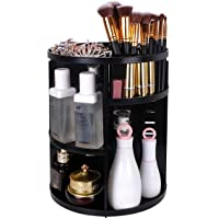 Detachable 360 Degree Spinning Makeup Organizer, Indoor Ultima Mulit-function Makeup Display Case with 7 Layers…