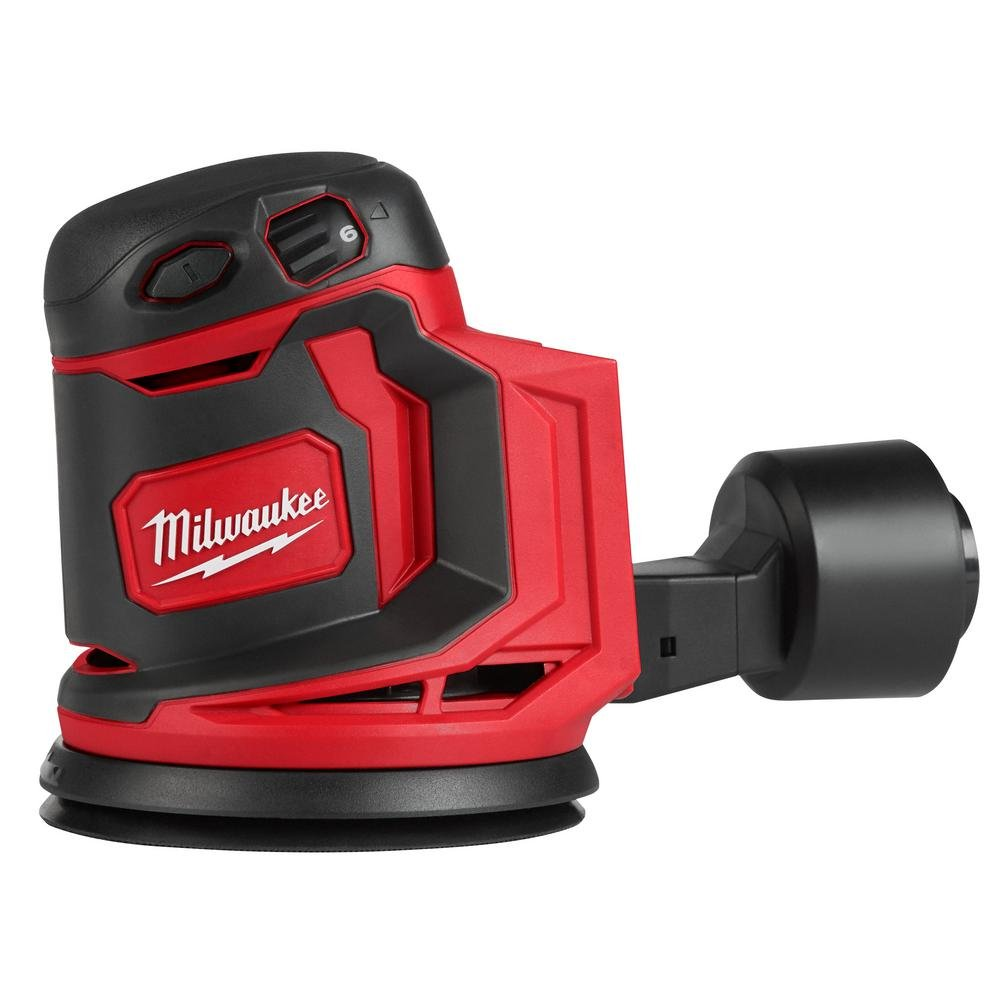 Milwaukee 2648-20 Random Orbital Sanders product image 9