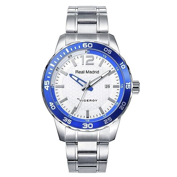 284318418e11 Reloj Viceroy Real Madrid Caballero 40961-05 Acero