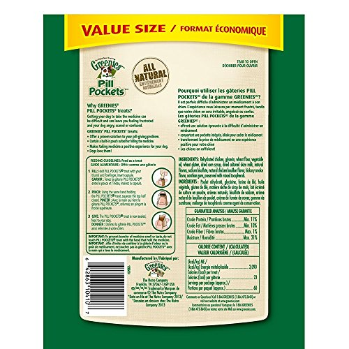 GREENIES-PILL-POCKETS-Soft-Dog-Treats-Chicken-Capsule-158-oz