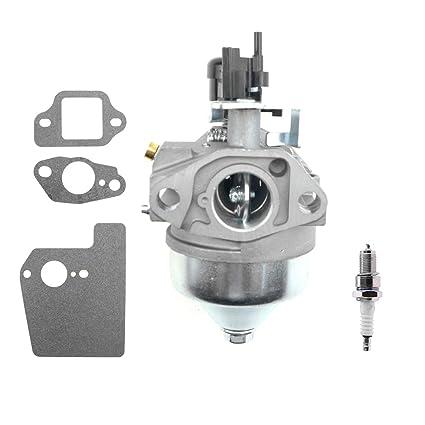 Cnfaner 16100-Z0Y-M42 Carburetor for Honda GCV190LA HRX217 K1 K2 K3 K4