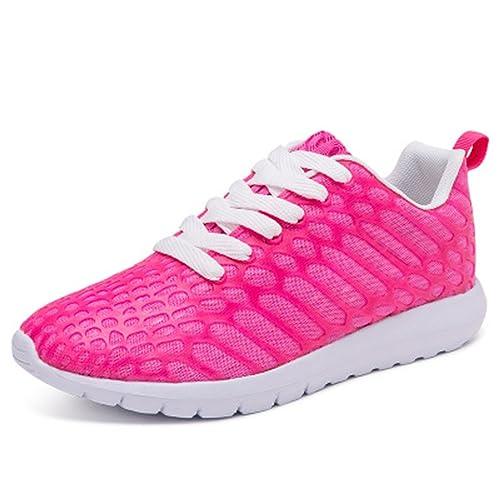 Zapatos de Los Amantes de Los Hombres de Las Mujeres Zapatos Atléticos Zapatillas de Deporte de
