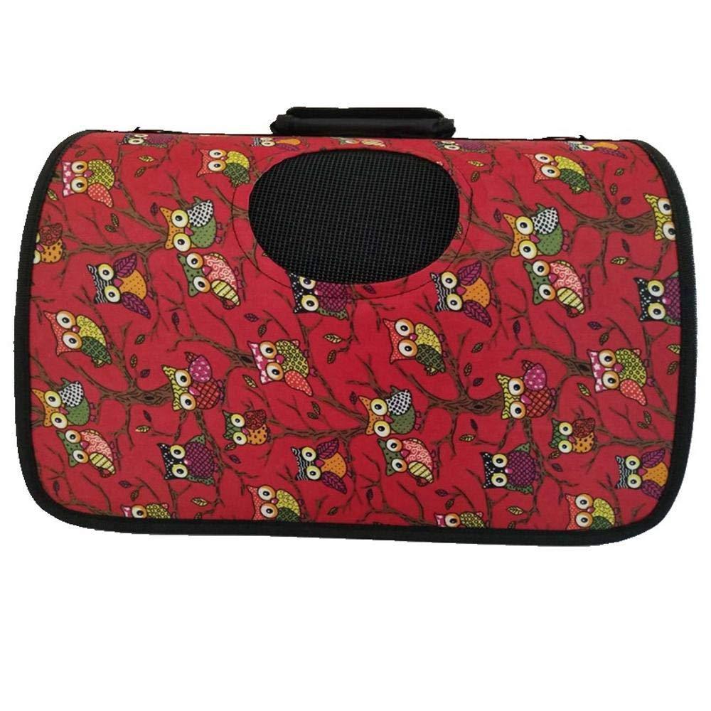 E 50x29x24cm E 50x29x24cm Aoligei Oxford Cloth Detachable Bag Folding