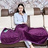 X&Y Car 24V Electro-Thermal Multi-Purpose Blanket 80150 Cm , brown