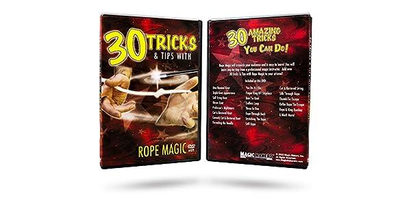 Amazon.com: Magic Makers 30 Trucos con cuerda Magic – El ...
