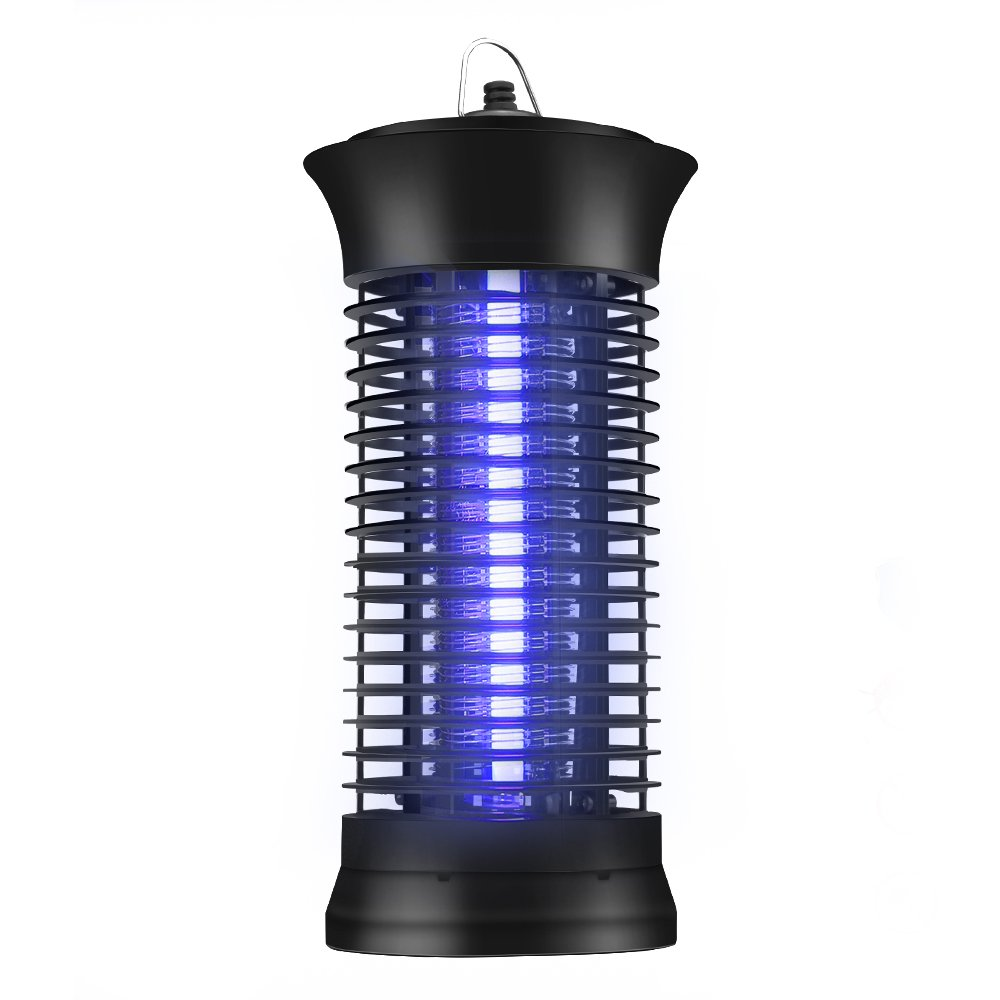 Ankuka Electric Bug Zapper Catcher Indoor Fly Mosquito Killer/Insect Killer with UV Light Trap for Home Garden Patio Backyard - for Residential and Commercial Use