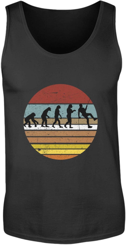 Camiseta de tirantes para hombre con evolución genérica de ...