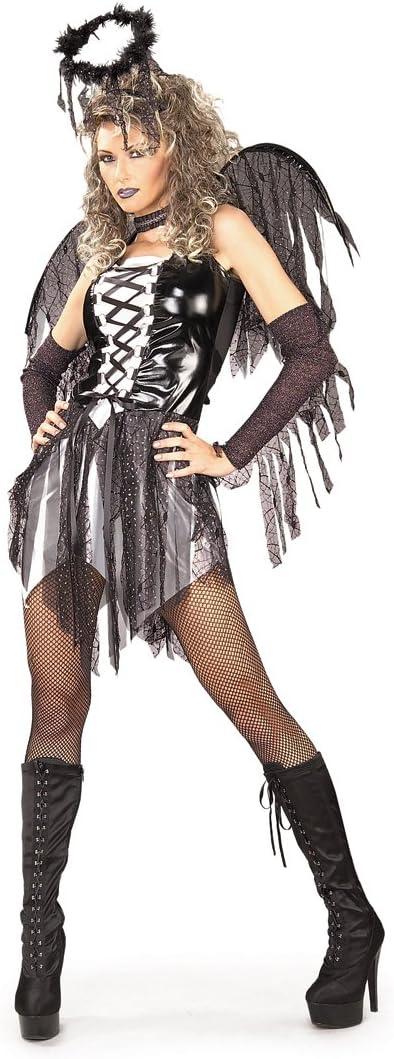 Desconocido Disfraz de Angel Caido Adulto: Amazon.es: Juguetes y ...